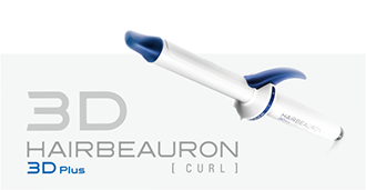 HAIRBEAURON 3D Plus [CURL]