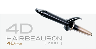 HAIRBEAURON 4D Plus [CURL]