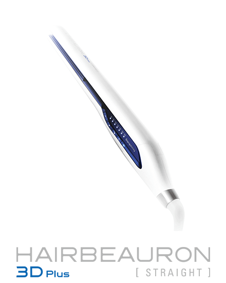 HAIRBEAURON 3D Plus [STRAIGHT]