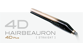 HAIRBEAURON 4D Plus [STRAIGHT]